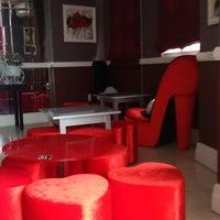 Photo taken at MK coffee -bar by Minh H. on 9/17/2014