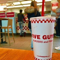 Photo taken at Five Guys by Carl H. on 5/18/2017