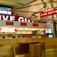 Photo taken at Five Guys by Carl H. on 10/3/2017