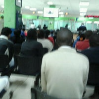 Photo taken at KCB Sarit Centre by Ruth W. on 8/8/2013