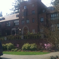 Photo taken at University of Puget Sound by Adrianna B. on 3/29/2013