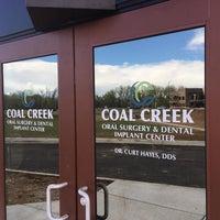 Photo taken at Coal Creek Oral Surgery and Dental Implant Center by Coal Creek Oral Surgery and Dental Implant Center on 5/25/2017