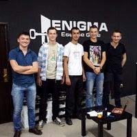 Снимок сделан в Enigma Escape Game | квест кімнати у Львові пользователем Enigma Escape Game | к. 7/8/2015