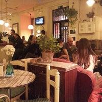 Photo taken at Café de la Luz by Sergei Z. on 11/23/2012
