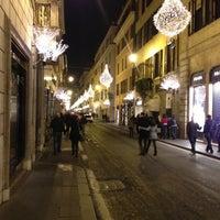 Foto scattata a Via dei Condotti da Carlo C. il 11/24/2012