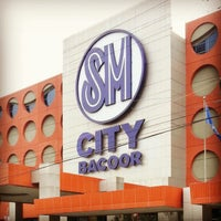 Photo taken at SM City Bacoor by Eric M. on 12/3/2012