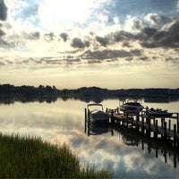 Photo taken at Bethany Bay Golf Club by Leigh Ann S. on 8/24/2015