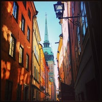Photo taken at Stockholm by Leigh Ann S. on 9/21/2013