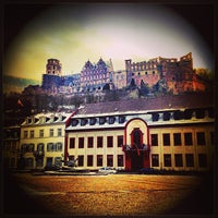 Photo taken at Heidelberger Schloss by Leigh Ann S. on 1/26/2013
