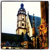 Das Foto wurde bei Thomaskirche von Leigh Ann S. am 11/19/2012 aufgenommen