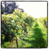 Photo taken at Crossing Vineyards and Winery by Leigh Ann S. on 9/30/2012