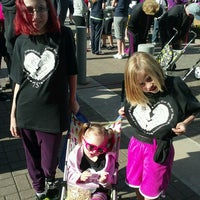 Photo taken at March For Babies by Shawna C. on 4/28/2013