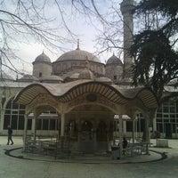 Photo taken at Sokullu Mehmet Paşa Camii by Halil Tahsin A. on 3/28/2013