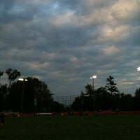 Photo taken at Emmaus Park by jane-marie k. on 10/10/2012