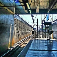 Photo taken at Yellow Line - Buendia Station by Mark B. on 4/16/2013