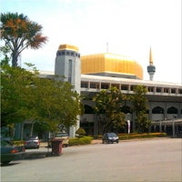 Photo taken at Universiti Kebangsaan Malaysia (UKM) by Fairus K. on 2/7/2014