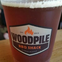 Photo taken at Woodpile BBQ Shack by Steve C. on 7/20/2017