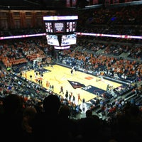 Photo taken at John Paul Jones Arena by Wesley R. on 1/7/2013