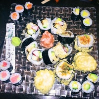 Photo taken at Sushi Garden by Florentina I. on 5/17/2014