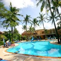 Photo taken at Coconut Village Resort Phuket by Yuliya O. on 3/15/2013