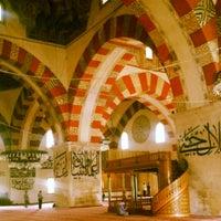 7/21/2013 tarihinde mehmet d.ziyaretçi tarafından Üç Şerefeli Camii'de çekilen fotoğraf