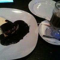 Photo taken at L'KAFA CAFE by Anna S. on 11/23/2012