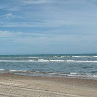 Photo taken at SPI Beach Access 6 by Alberto S. on 7/17/2016