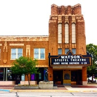 Photo taken at Stiefel Theatre by Alberto S. on 6/23/2014