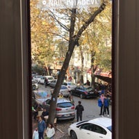 Photo taken at Nail Kitabevi & Kafe by Hilal A. on 12/3/2017