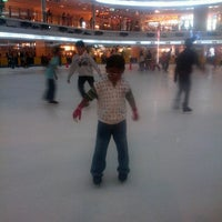 Photo taken at Sky Rink Ice Skating by Nur H. on 4/5/2013