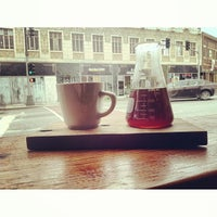 Photo taken at Oddly Correct Coffee Bar by Bryan S. on 6/5/2013