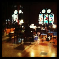 Photo taken at Saint Marks Episcopal Church by Valerie H. on 5/19/2013
