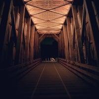 Photo taken at Chambers Covered Bridge by Matt S. on 4/26/2013