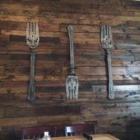 Photo taken at Fork Restaurant by Dana N. on 7/19/2014