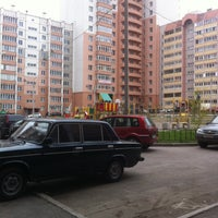 Photo taken at Детская площадка by Юлия К. on 5/5/2013