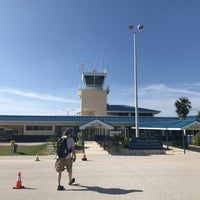 Photo taken at Charles Kirkconnell International Airport (CYB) by Justin S. on 7/2/2017