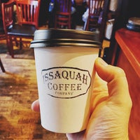 Photo taken at Issaquah Coffee Company by Justin S. on 11/19/2015