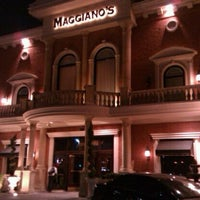 Photo taken at Maggiano's Little Italy by Doug C. on 2/22/2011