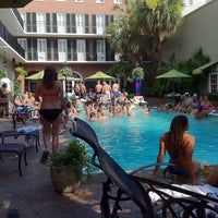 Photo taken at Four Points by Sheraton French Quarter by Michael on 6/10/2011