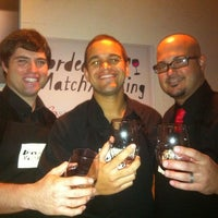 Photo taken at Wine Depot & Bistro 555 by Seth S. on 10/19/2011