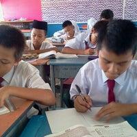 Photo taken at SMK Telok Panglima Garang by Saharin N. on 2/1/2012