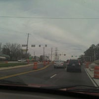 Photo taken at Roswell Rd by Chad M. on 12/24/2011