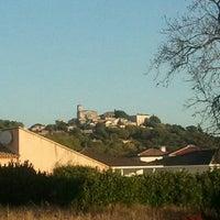 Photo taken at Village de Montferrier by Longboard34 D. on 10/14/2011