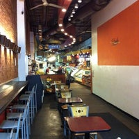 Photo taken at Cafe Duke by Sandy C. on 10/6/2011