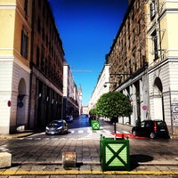 Photo taken at Via Roma by Mikhail B. on 8/26/2012