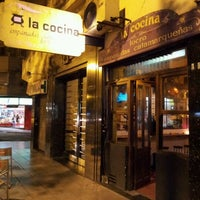 Photo taken at La Cocina by Cristián G. on 1/3/2012