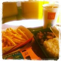 Photo taken at McDonald's & McCafé by BM B. on 11/11/2011