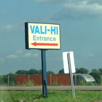 Photo taken at Vali-Hi Drive-In by Julian B. on 7/9/2013