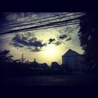 Photo taken at Sanpawut Junction by oRnOrn g. on 6/13/2012