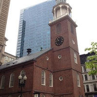 Foto tomada en Old South Meeting House  por Eric A. el 5/2/2012